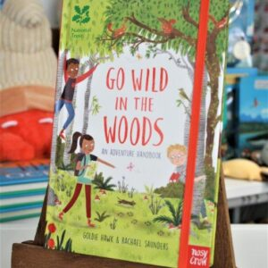 The National Trusts Woodland Adventure Guide and Hand Book for Children